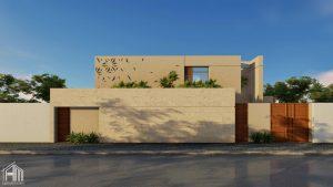 فيلا سكنية خاصة في الدمام 600 متر | Private Residential Villa in Dammam 600 sqm