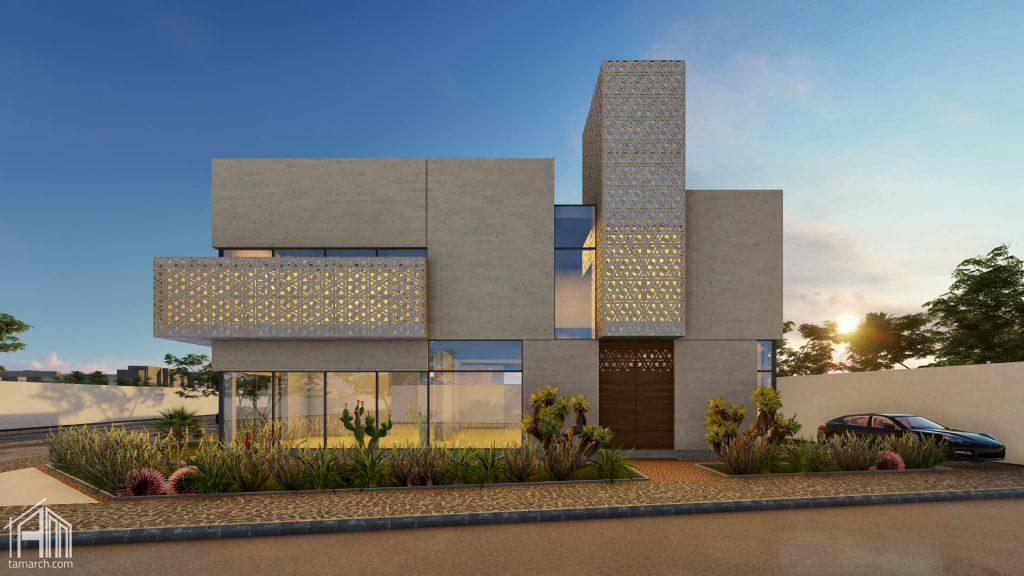 Private Villa in Al-Qassim 603 sqm