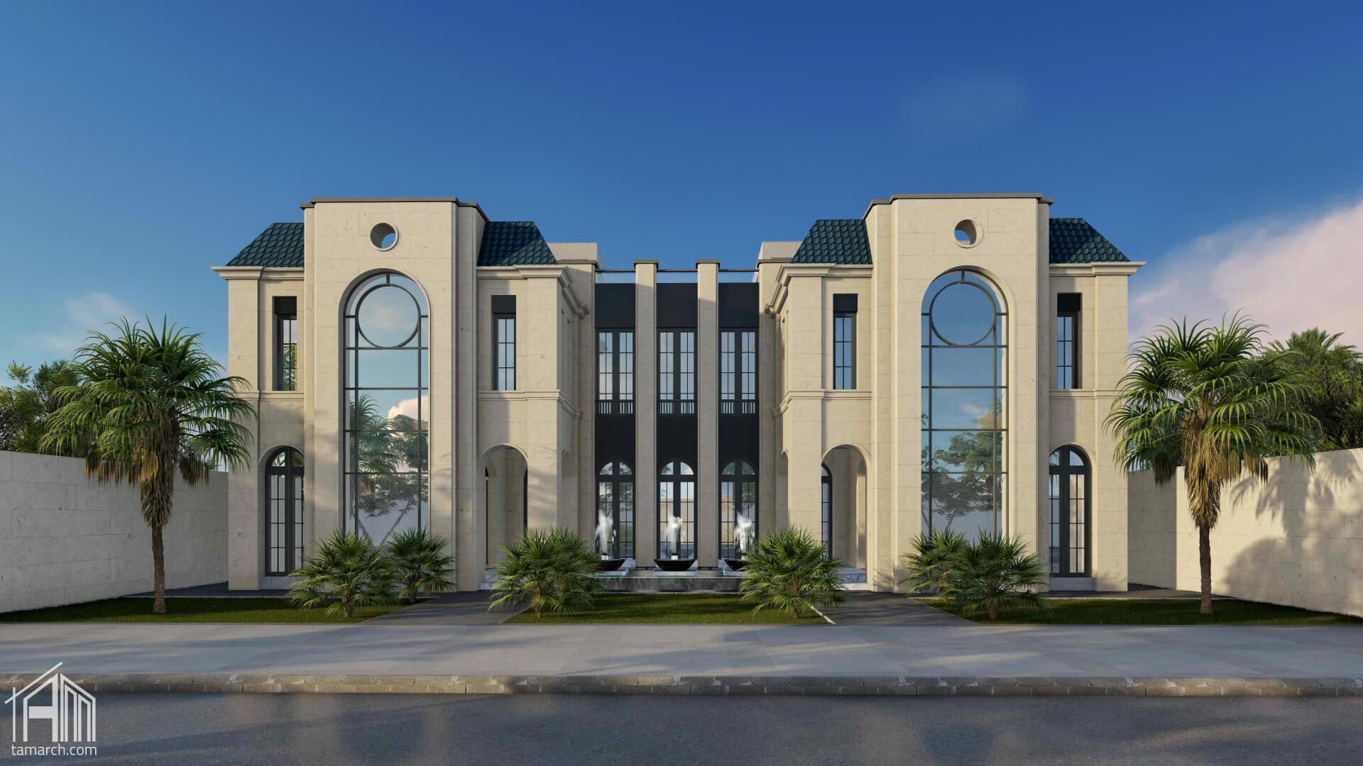 فيلا خاصة في الرياض 851 متر | Private Villa in Riyadh 851 sqm