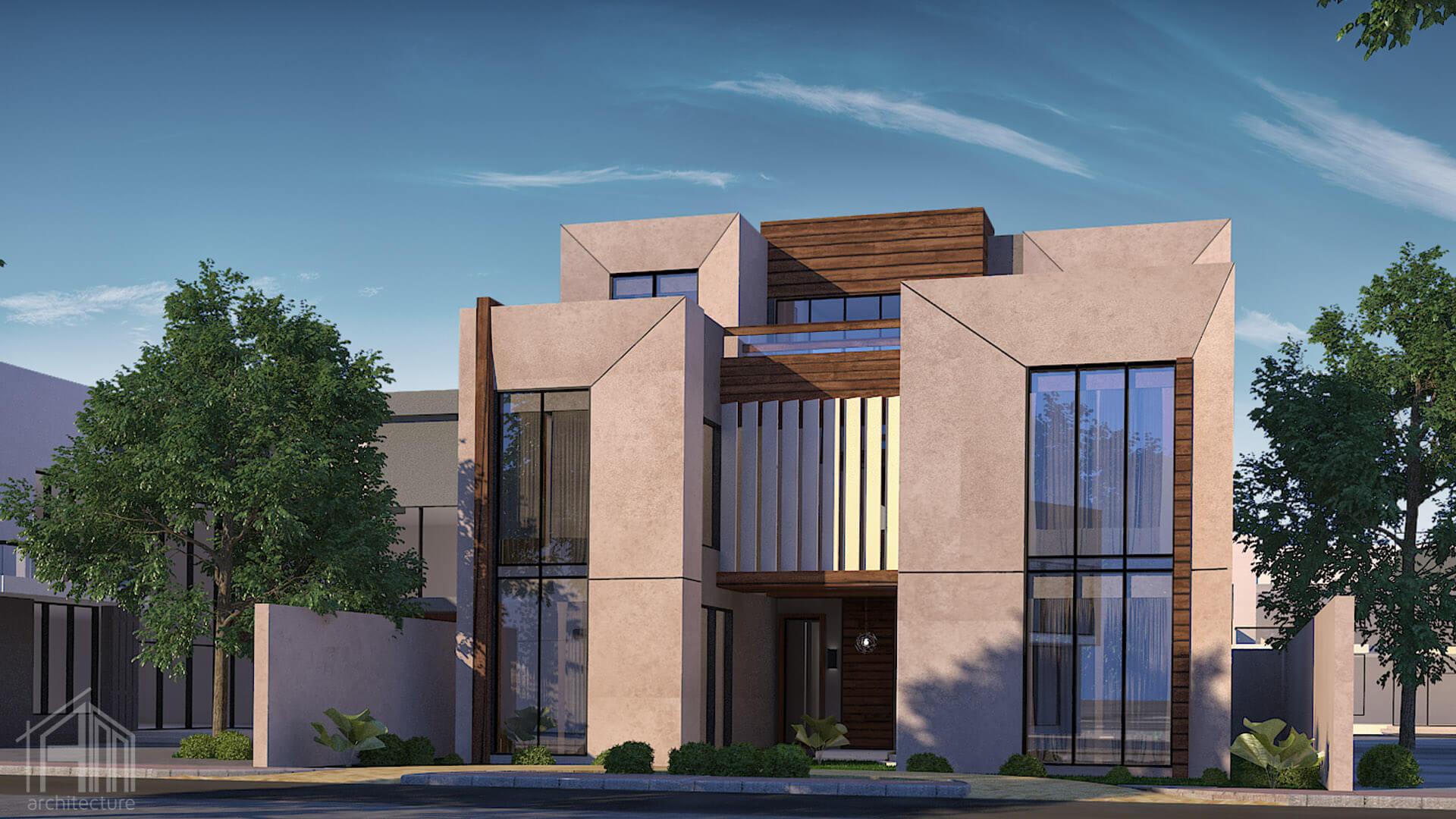 فيلا سكنية خاصة في الاحساء 600 متر | Private Villa in Al-Ahsa 600 sqm